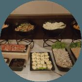 Buffet Nia Domo 5